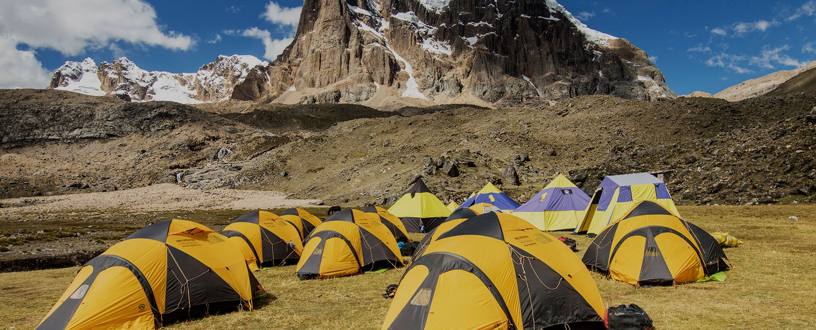 Awesome Cordillera Blanca - Expedition to the highest mountains of Peru